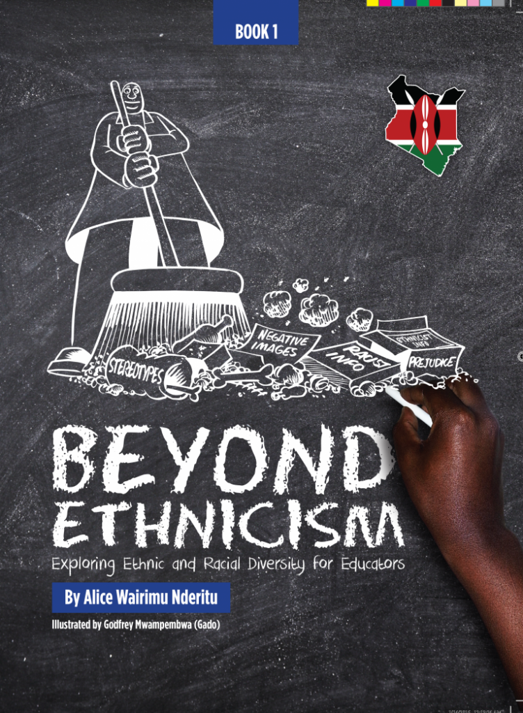 Book Cover: Beyond Ethnicism: Exploring Ethnic and Racial Diversity for Educators by Alice Wairimũ Nderitũ